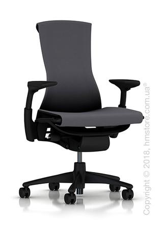Кресло Herman Miller Embody Charcoal (Серый)