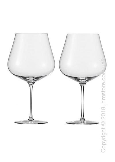 Набор бокалов для красного вина Burgundy Schott Zwiesel Air 782 мл на 2 персоны