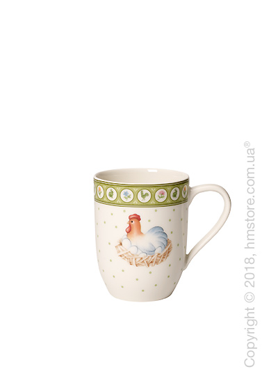 Чашка Villeroy & Boch коллекция Farmers Sprin Hen, 370 мл