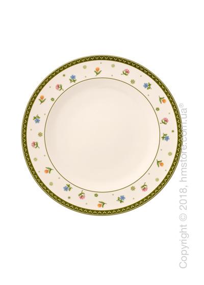 Тарелка столовая мелкая Villeroy & Boch коллекция Farmers Spring, 27 см