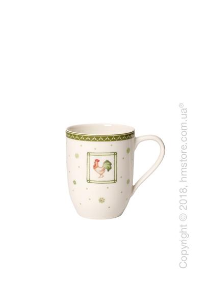 Чашка Villeroy & Boch коллекция Farmers Spring Rooster, 370 мл