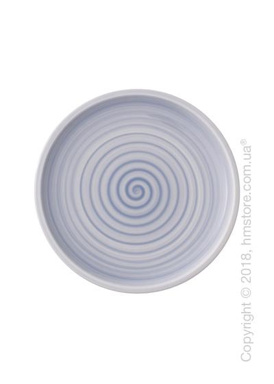 Тарелка десертная мелкая Villeroy & Boch коллекция Artesano Nature, Blue