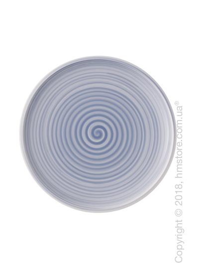 Тарелка столовая мелкая Villeroy & Boch коллекция Artesano Nature, Blue