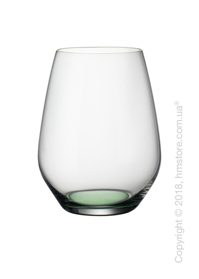 Набор стаканов Villeroy & Boch коллекция Colourful Life 420 мл на 4 персоны, Green Apple