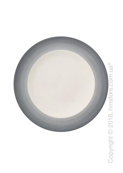Тарелка столовая мелкая Villeroy & Boch коллекция Colourful Life, 27 см, Cosy Grey