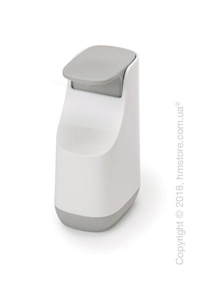 Диспенсер для жидкого мыла Joseph Joseph Slim, White and Grey