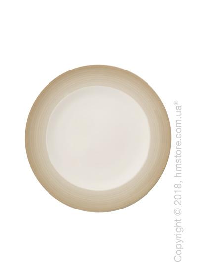 Тарелка десертная мелкая Villeroy & Boch коллекция Colourful Life, 21,5 см, Natural Cotton