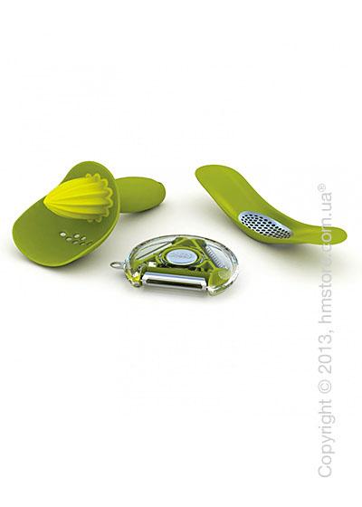 Подарочный набор кухонного инвентаря Joseph Joseph Gadget Gift Set, 3 предмета