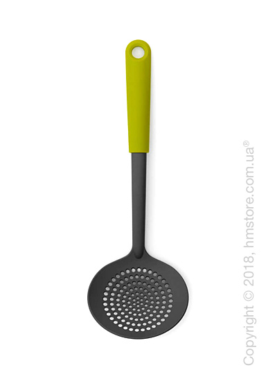 Шумовка Brabantia Strainer Spoon Tasty Colours, Green and Black
