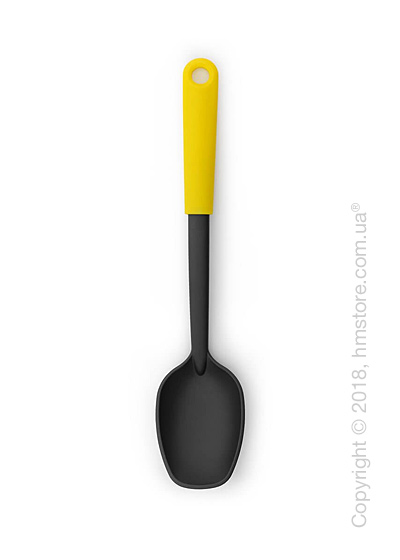 Ложка кухонная Brabantia Vegetable Spoon Tasty Colours, Yellow and Black
