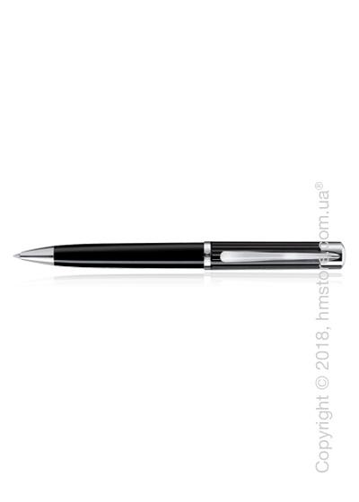 Ручка шариковая Pelikan коллекция Ductus K3100, Black-Silver
