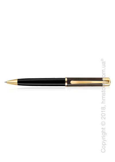 Ручка шариковая Pelikan коллекция Ductus K3100, Black-Gold
