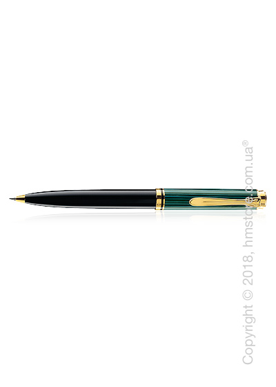 Ручка шариковая Pelikan коллекция Souveran K600, Black-Green