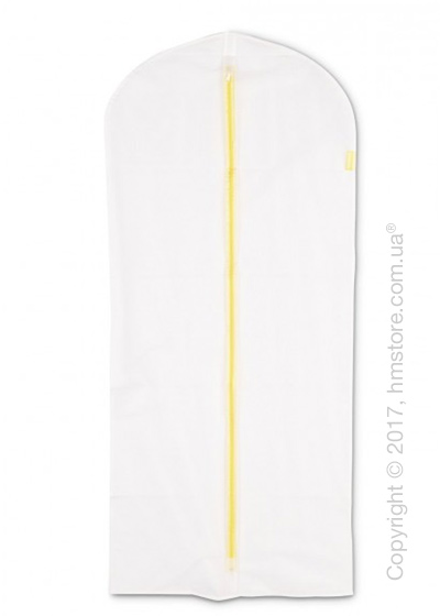 Набор чехлов для одежды Brabantia Protective Clothes Cover L Set of 2, White and Yellow