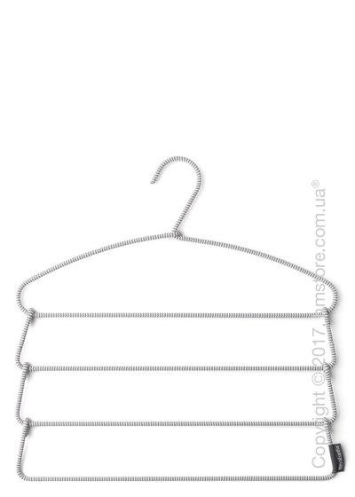 Вешалка для брюк Brabantia Soft Touch Trouser Hanger, Grey