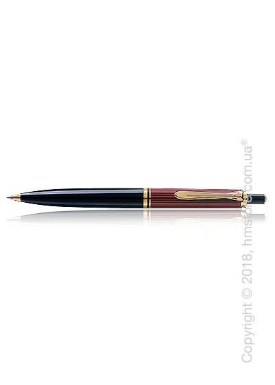 Ручка шариковая Pelikan коллекция Souveran K400, Black-Red