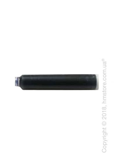 Набор сменных картриджей Pelikan для перьевой ручки, 6 предметов, Blue-Black