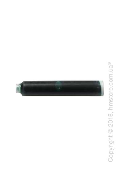 Набор сменных картриджей Pelikan для перьевой ручки, 6 предметов, Brilliant Green