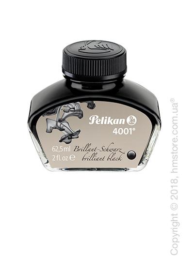 Чернила Pelikan 4001 для перьевых ручек, Brilliant Black