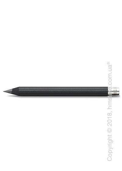 Комплект простых карандашей Graf von Faber-Castell 3 Pocket Pencils Magnum, Black