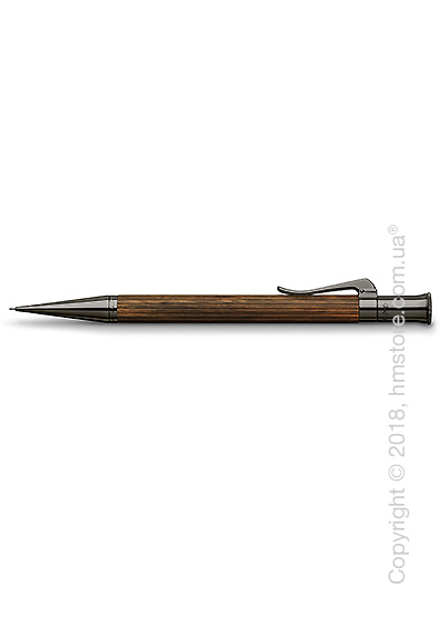 Карандаш механический Graf von Faber-Castell серия Classic, коллекция Macassar, Finely Fluted