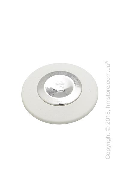 Ластик круглый Graf von Faber-Castell Eraser Round, Platinum-Plated
