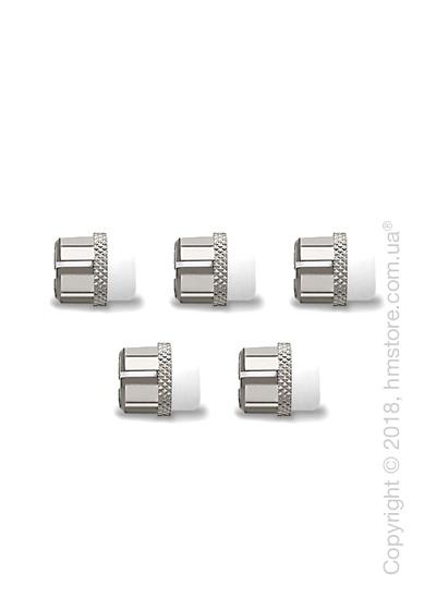 Набор сменных ластиков для карандашей Graf von Faber-Castell, 5 предметов