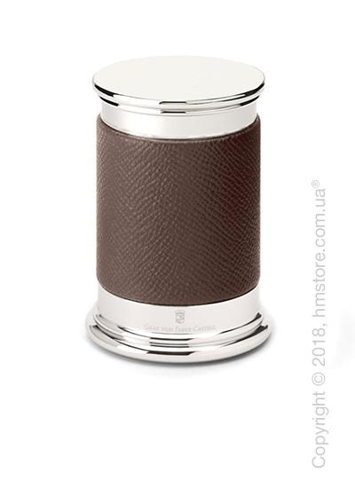 Точилка настольная Graf von Faber-Castell Sharpener Epsom, Dark Brown