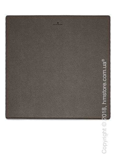 Настольный коврик для письма Graf von Faber-Castell, Dark Brown Grained Leather