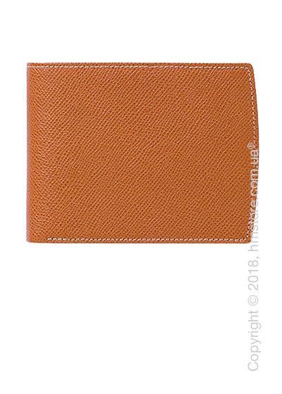 Бумажник Graf von Faber-Castell Wallet Epsom, Cognac Grained Leather