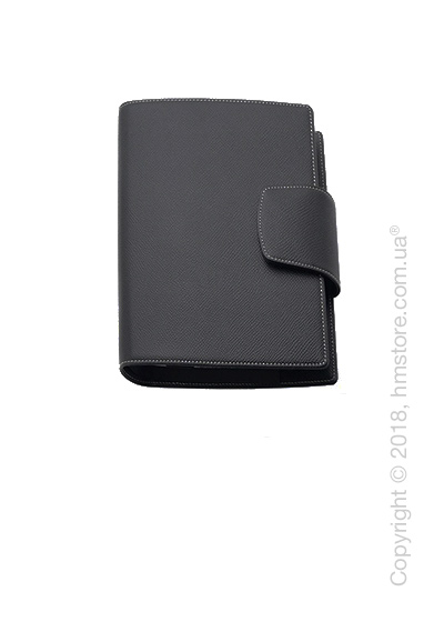 Органайзер Graf von Faber-Castell Personal Agenda No. 1, Black Grained Leather