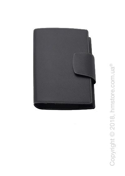 Органайзер Graf von Faber-Castell Personal Agenda No. 1, Black Grained Leather