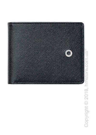 Бумажник Graf von Faber-Castell Wallet Epsom, Black Saffiano