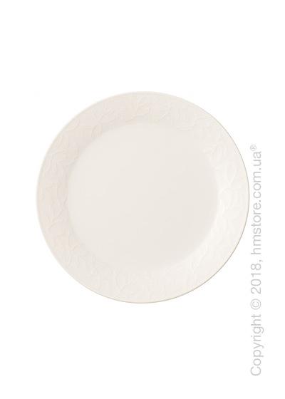 Тарелка десертная мелкая Villeroy & Boch коллекция Caffè Club Floral Touch, 21 см