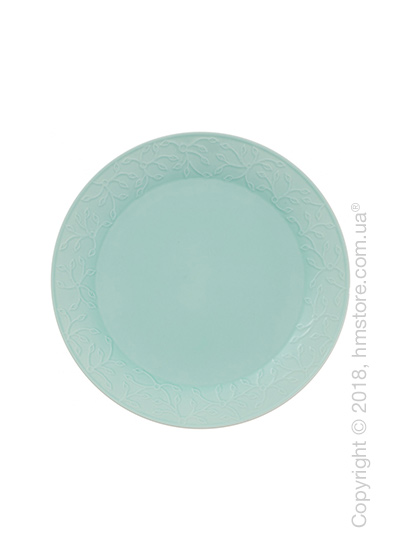 Тарелка десертная мелкая Villeroy & Boch коллекция Caffè Club Floral Touch, 21 см, Ivy