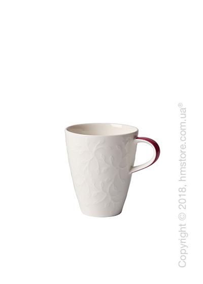 Чашка Villeroy & Boch коллекция Caffè Club Floral Touch 350 мл, Rose