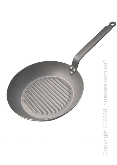 Сковорода-гриль De Buyer Carbone Plus 26 см