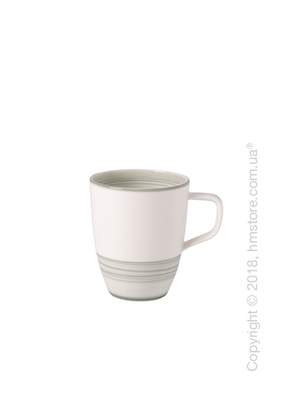 Чашка Villeroy & Boch коллекция Artesano Nature 380 мл, Green