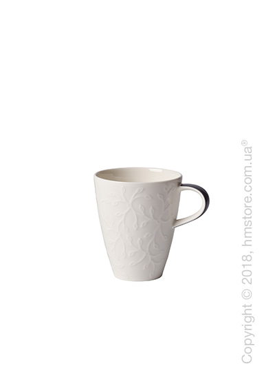 Чашка Villeroy & Boch коллекция Caffè Club Floral Touch 350 мл, Smoke