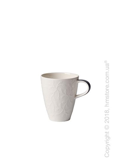 Чашка Villeroy & Boch коллекция Caffè Club Floral Touch 350 мл, Smoke
