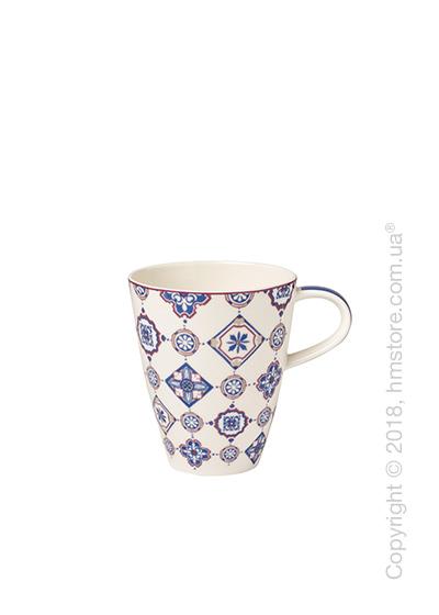 Чашка Villeroy & Boch коллекция Modern Dining, серия Caro 350 мл, Indigo