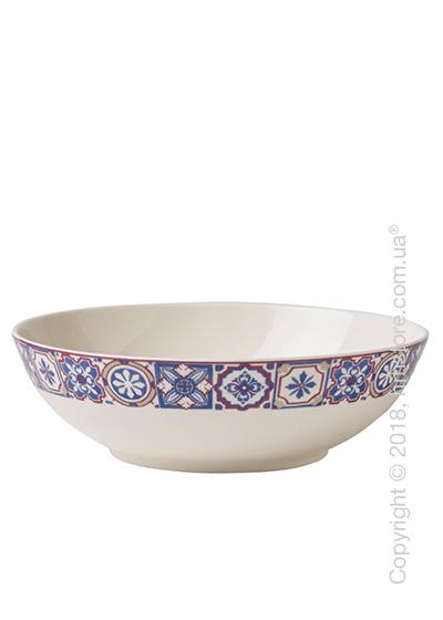 Салатница Villeroy & Boch коллекция Modern Dining, серия Caro 1,1 л, Indigo