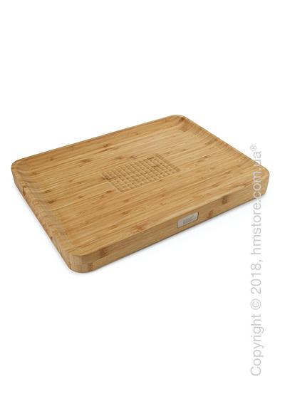 Разделочная доска Joseph Joseph Cut & Carve Bamboo