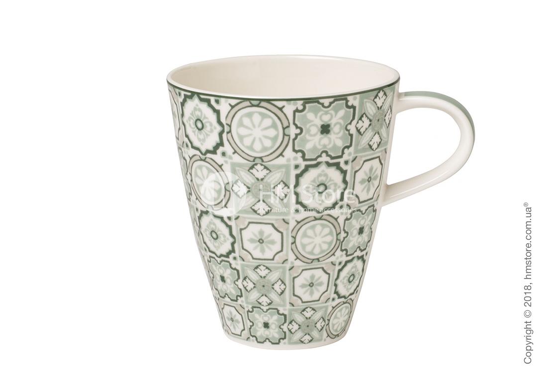 Чашка Villeroy & Boch коллекция Modern Dining, серия Caro 350 мл, Jade