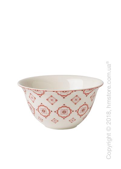Салатница Villeroy & Boch коллекция Modern Dining, серия Caro 750 мл, Rose
