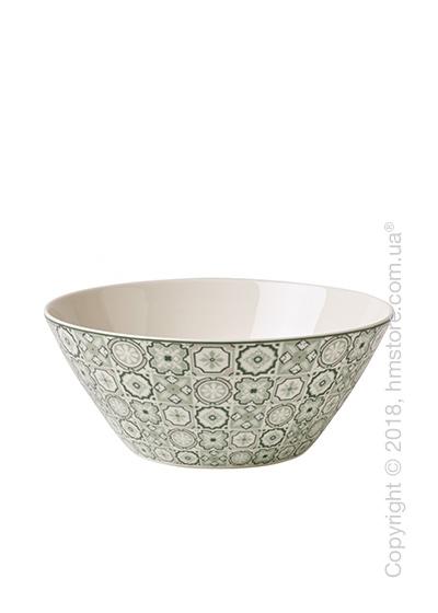 Салатница Villeroy & Boch коллекция Modern Dining, серия Caro 1,4 л, Jade