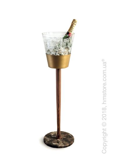 Кулер напольный Nomon Champagnera коллекция Momentos, Gold