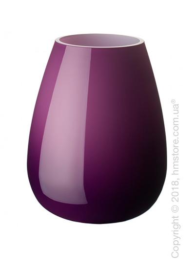 Ваза Villeroy & Boch коллекция Drop, 18,6 см, Dark Lilac