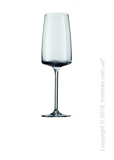 Набор бокалов для шампанского Light & Fresh Sparkling Wine Schott Zwiesel Sensa 388 мл на 6 персон