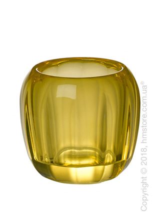 Ваза Villeroy & Boch коллекция Coloured DeLight, 7 см, Lemon Pie